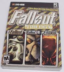 Mature Compilation - fallout trilogy 3 pack compilation disc near mint what s it