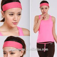 sweat bands popular sports headbands cheap custom sweat bands band for