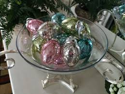 glass easter egg ornaments 29 best valerie parr hill decor images on christmas
