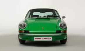 porsche viper green classic car find of the week porsche 2 7 rs evocation opumo