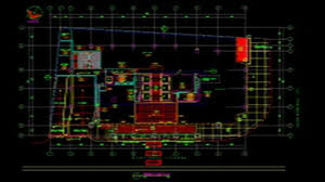 floor plan template autocad youtube