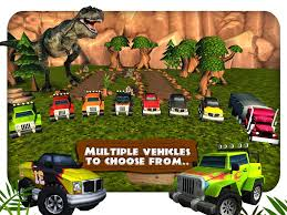 jurassic park tour car jurassic parking world 3d android apps on google play
