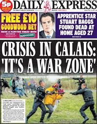 Daily Express News Desk Is It Time To Ditch The Word U0027migrant U0027 The Washington Post
