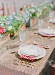 Nautical Table Decoration Ideas Nautical Chic Wedding Inspiration Ruffled