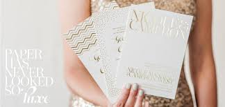 foil sted wedding invitations foil wedding invitations plumegiant