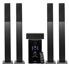 wireless 5 1 speakers home theater room design plan gallery at