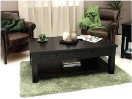 Coffee Table With Storage Uk - dark wooden coffee table u2013 viraliaz co