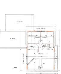 plan maison 騁age 4 chambres plan maison 1 騁age 3 chambres 58 images plan maison plain pied