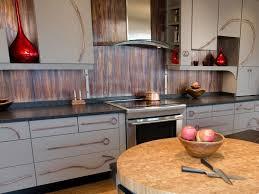Kitchen Backsplash Ideas With Dark Cabinets Black Chairs Small - Kitchen tile backsplash ideas with dark cabinets