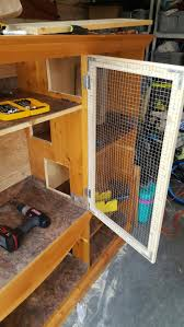 Outdoor Rabbit Hutch Plans 12 Best Diy Upcycled Rabbit Hutch Or Critter Cage From