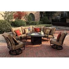 Outdoor Deck Furniture by Fire Pit Table Sets You U0027ll Love Wayfair