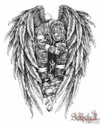Tattoo Ideas Of Angels Kneeling Angel Tattoo Idea Tattoos Pinterest Angel Tattoo