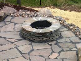 cheap outdoor fire pit ideas u2014 jen u0026 joes design simple outdoor
