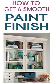 how to get a smooth finish when painting kitchen cabinets painted furniture ideas how to get a smooth paint finish