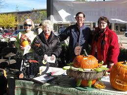 Decorated Pumpkins Contest Winners Winning Pumpkins At Dundee Farmers Market