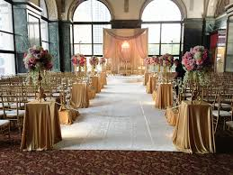 Home Decor Chicago Muslimindian Wedding Stage Decorations Traditional Aisle Decor At