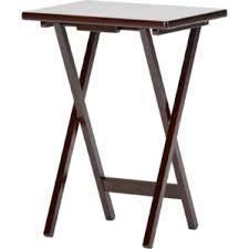 Folding Tray Table Set Tv Tray Tables Joss U0026 Main
