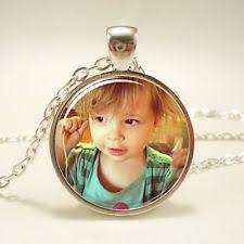 Personalized Photo Jewelry Photo Necklace Ebay