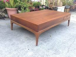 lane furniture coffee table lane furniture coffee table tables solid wood vintage square