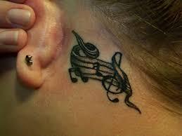 music tattoos and designs page 47