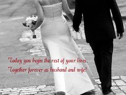 wedding wishes new journey new journey wedding quotes