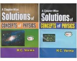 concept of physics part 1 and part 2 by hc verma chapter wise