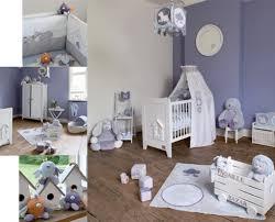 theme chambre bébé decoration chambre bebe noukies visuel 4