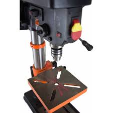 wen drill press with laser 10