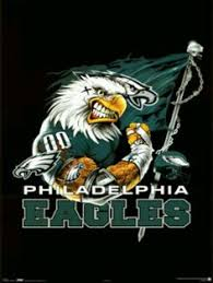 eagles and on