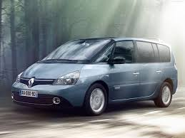 renault espace description of the model photo gallery