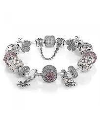 pandora bracelet set images Gift set pandora charms uk sale cheap genuine jpg