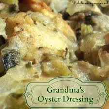 oyster dressing recipe oyster recipe whats cooking