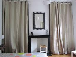 rideaux chambre adulte rideau de chambre rideaux occultants thermiques oeillets ponydance