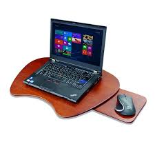 windsor 80904 windsor laptop lap desk cherry wood veneer finish
