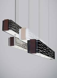 linear pendant lighting ceilings fill your home with fascinating techlighting for