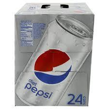 Patio Pepsi Bottle by Diet Pepsi 12 Oz 24 Pack Cans Meijer Com