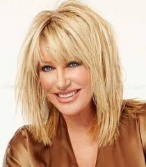 how to cut your own hair like suzanne somers 30 hairstyles for over 50 bob cut pinterest 50th 30th and