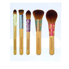 ecotools lovely looks brush set 5 piece brush set makeup