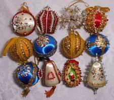 beaded ornaments ebay