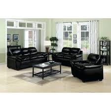 Black Loveseat Slipcover Black Leather Sofa And Loveseat Set Center Divinity