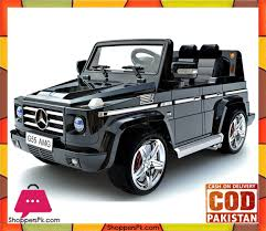 mercedes g55 price official mercedes g55 12v jeep with remote price in pakistan
