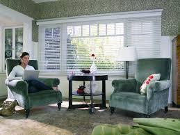 wood blinds on large windows u2022 window blinds