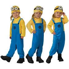 minion costume despicable me 3 minion jerry toddler costume x small ebay