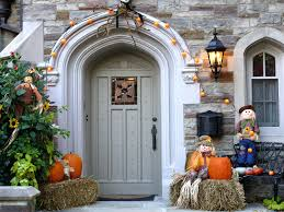 articles with front door halloween decorations ideas tag compact