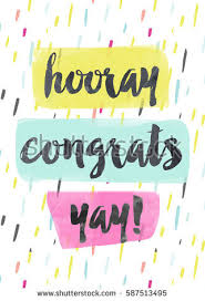 congratulations card congratulations card stock images royalty free images vectors