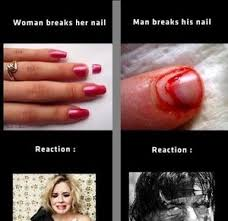 Nails Meme - breaking nails by mustapan meme center
