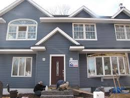 interesting exterior paint colors blue o and design ideas