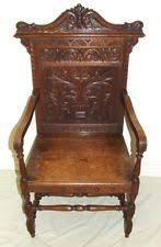 Victorian Armchairs Oak Dining Chairs Victorian Antique Furniture Ebay