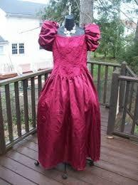 Eighties Prom Dresses Plus Size 80 U0027s Prom Dresses Formal Dresses
