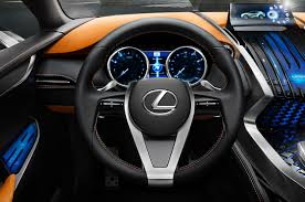 lexus nx release date usa lexus lf nx crossover concept is one mean looking hybrid